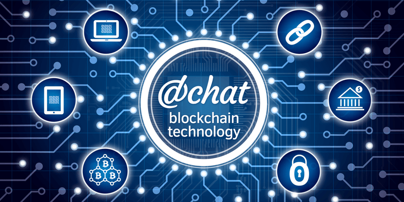 DatChat Blockchain Technology